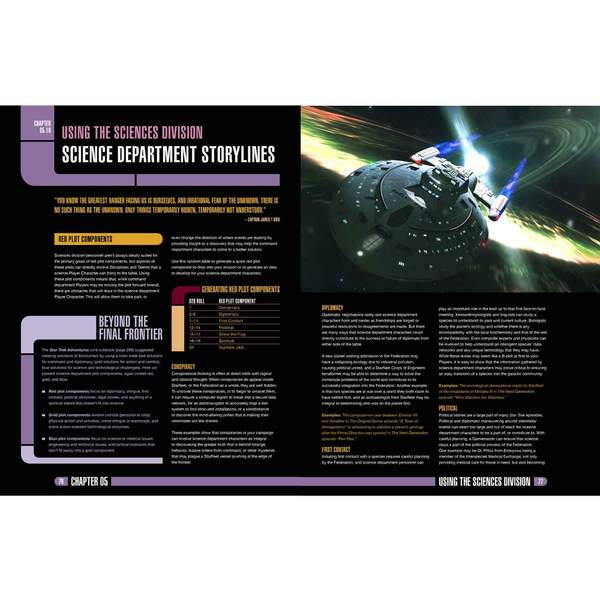 Star Trek Adventures: Science Division Supplement (pdf)