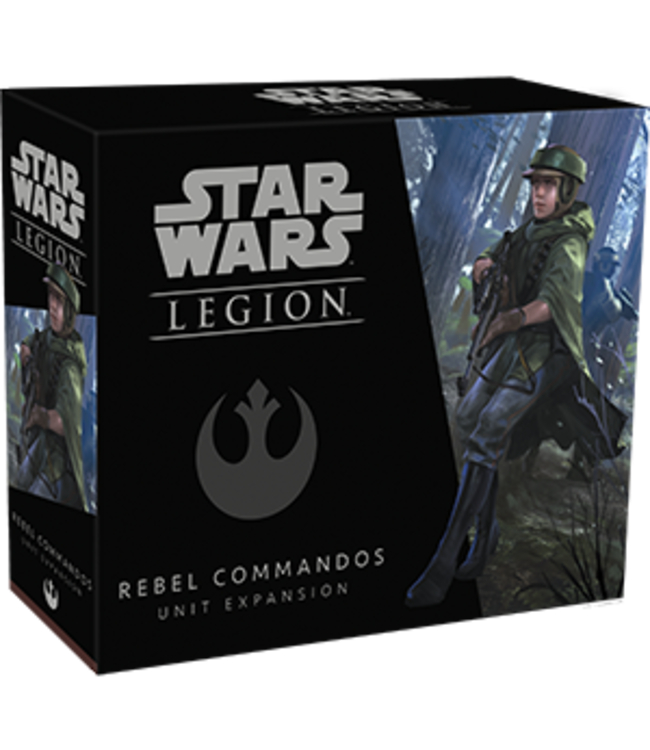 Star Wars Legion - Rebel Commandos Unit