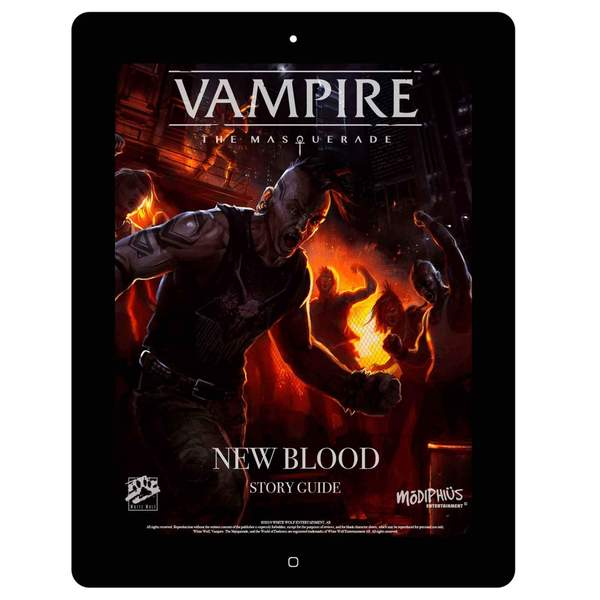 Vampire: The Masquerade New Blood Starter Pack (pdf)