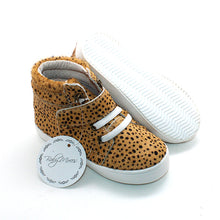Load image into Gallery viewer, Cheetah High Top Sneakers