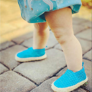 Espadrilles Mermaid Blue