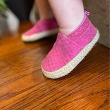 Load image into Gallery viewer, Espadrilles Mermaid Pink