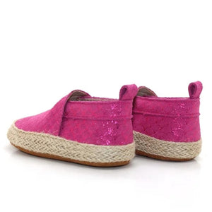 Espadrilles Mermaid Pink