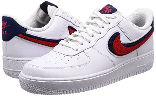 Nike Air Force 1 '07 LV8 (Chenille Swoosh) - BIZARRE PRINTS