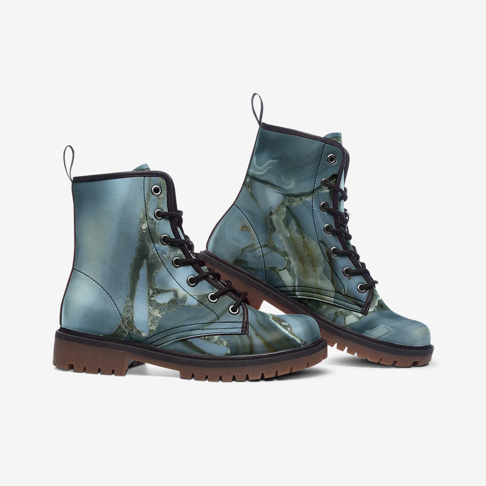 Bizarre Casual Leather Lightweight boots - BIZARRE PRINTS
