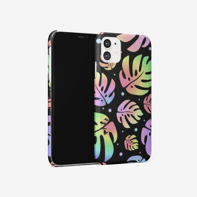 Bizarre Leaf iPhone 11 case