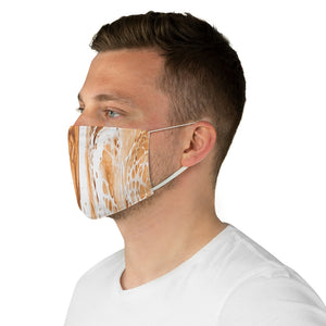 Bizarre Fabric Face Mask - BIZARRE PRINTS