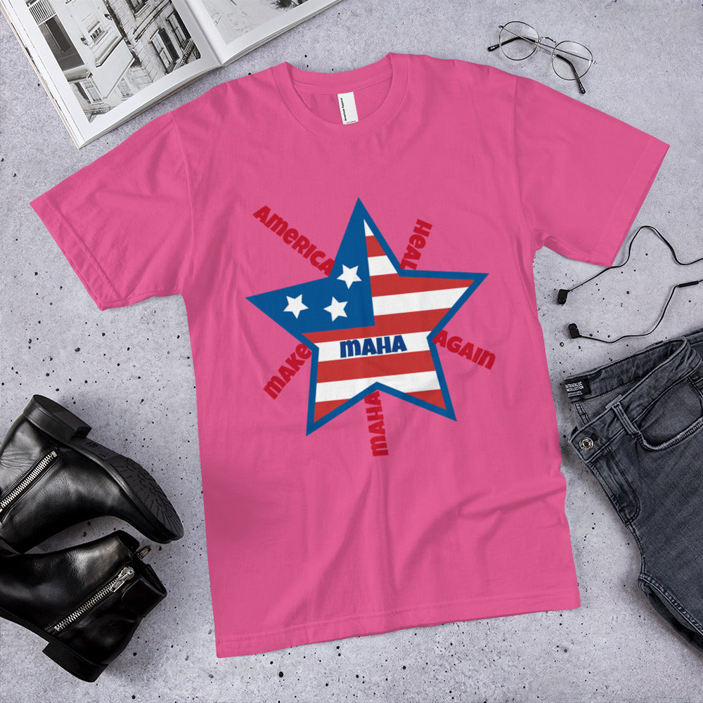 "Make America Heal Again ""Made In USA"" Unisex T-Shirt - BIZARRE PRINTS"