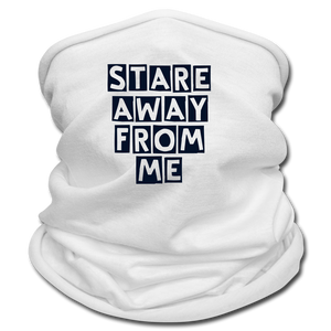 Stare away from me_Multifunctional Scarf | Tan's Club - BIZARRE PRINTS