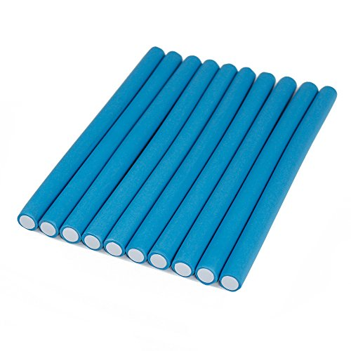 Bendy Curling Rods/Rollers 10pieces