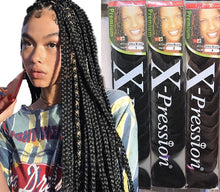 Load image into Gallery viewer, Xpression Jumbo Braiding Hair