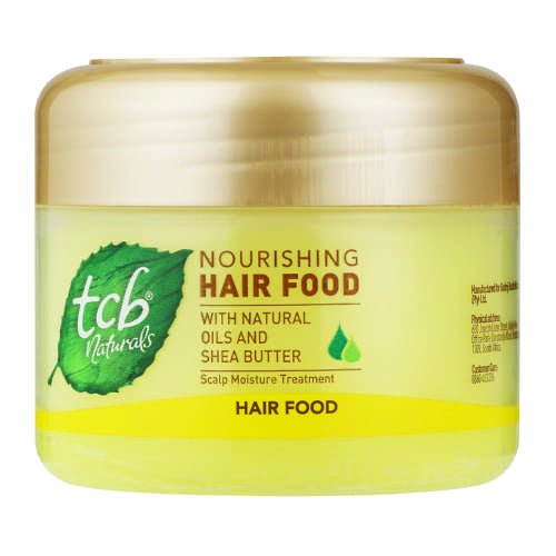 TCB Naturals Nourishing Hairfood 125ml