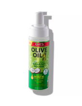 Load image into Gallery viewer, Olive Oil Wrap/Set Mousse 207ml