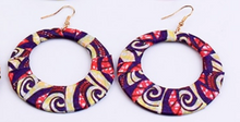 Load image into Gallery viewer, African Vintage Earrings