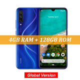 Global Version Xiaomi Mi A3 MiA3 4GB 64GB Mobile Phone Snapdragon 665 48MP Triple Cameras 32MP Front Camera 6.088 AMOLED Display