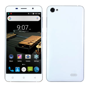 "Clearance sale 5.0"" HD screen Andriod 6.0 celular smartphone cheap mobile phone 2GB 16GB Camera Dual Sim GSM phones Google Play"