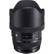 Load image into Gallery viewer, Sigma 12-24mm f/4 DG HSM Art Lens