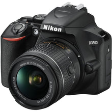 Load image into Gallery viewer, Nikon D3500 DSLR Camera (see variants)