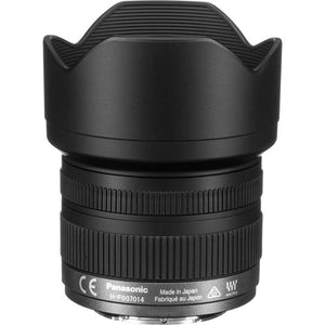 Panasonic lens 7-14mm/f4.0