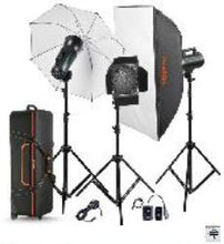 Load image into Gallery viewer, Godox GS 400(II) –D Studio Kit