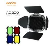 Godox Barn Door kit for AD200