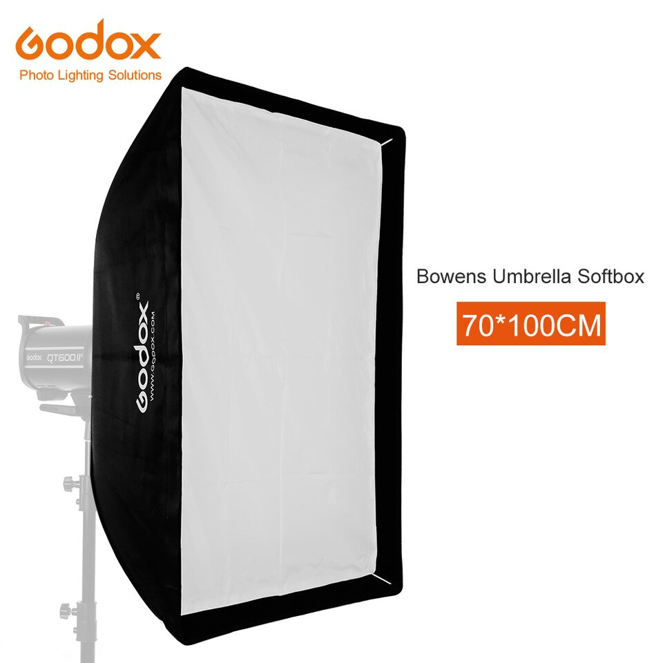 Godox 70 x 100cm Umbrella type Soft Box + Bowens Ring