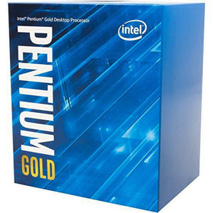 Intel Pentium G5400 3.70 GHZ, 2 Core  4 Thread, 4MB Smartcache
