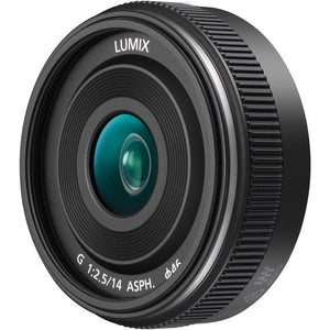 Panasonic Lumix G 14mm F2.5 Lens