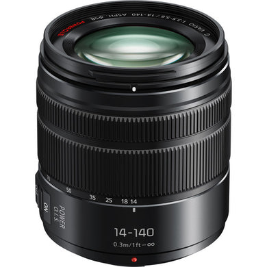 Panasonic Lumix G Vario 14-140mm f/3.5-5.6 II ASPH Power OIS Lens