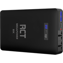 Load image into Gallery viewer, RCT MEGAPOWER 80000mAh AC Power Bank