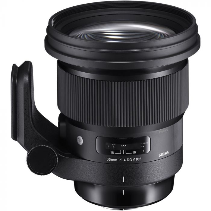 Sigma 105mm f/1.4 DG HSM Art Lens