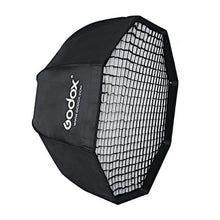 Load image into Gallery viewer, Godox 95cm Umbrella type Octa box + Grid Bowens mount