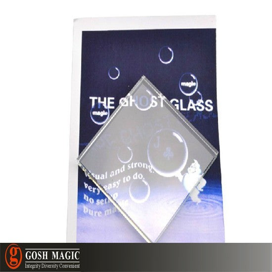 The Ghost Glass (single sided)