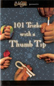 101 Tricks with a Thumb Tip by Royal Magic - Book