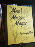 More Master Magic by George Blake - Book
