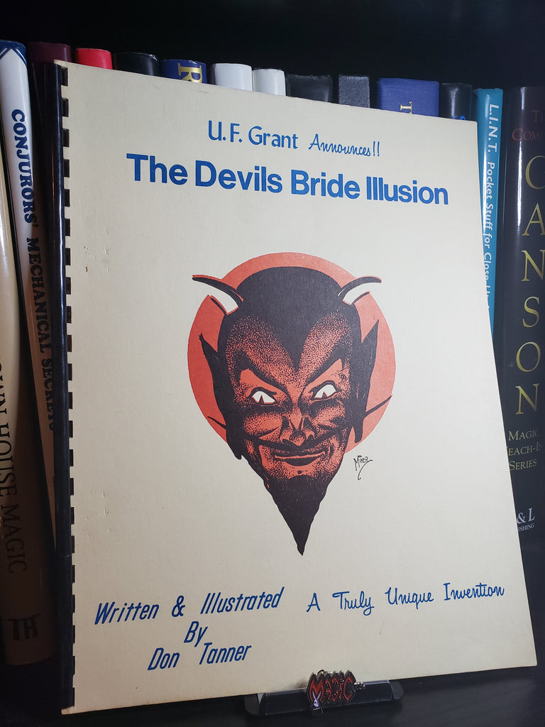 The Devil's Bride Illusion by U.F. Grant - Book