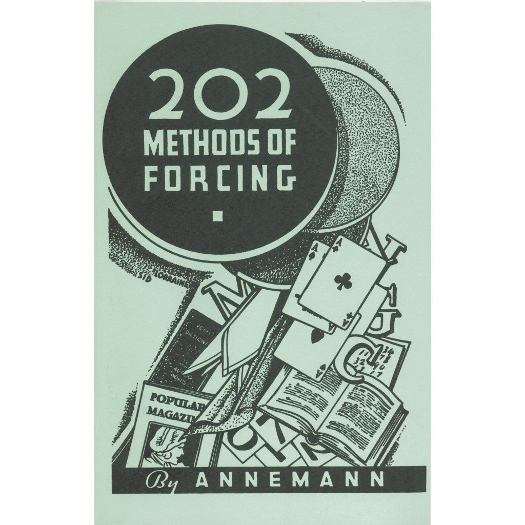 202 Methods of Forcing by Theodore Annemann - Book