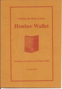Getting the Best of your Himber Wallet by Sam Dalal - Book