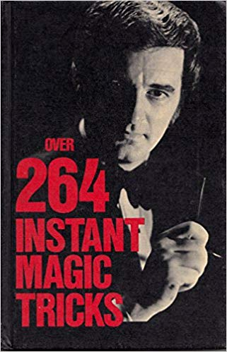 264 Instant Magic Tricks by Bob Dorian - Book