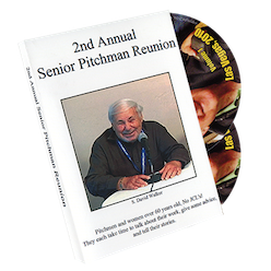 2nd Annual Senior Pitchman Reunion - DVD