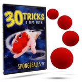 30 Tricks & Tips with Spongeballs – DVD