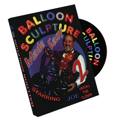Balloon Sculpture Made Easy Hampton Ridge Volume 2