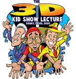 The 3D Kid Show Lecture- DVD