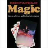 Encyclopedia of Magic by Edwin Dawes and Arthur Setterington - Book