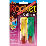 Rocket Balloon - Novelty