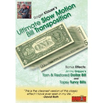 Ultimate Slow Motion Bill Transposition - DVD