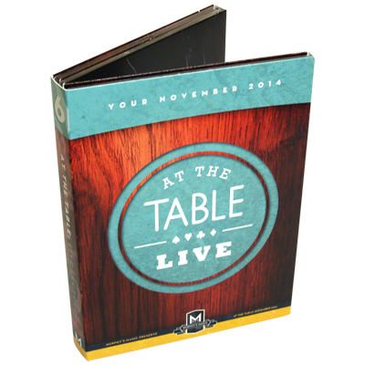 At the Table Lecture November 2014 (4-DVD set) - DVD