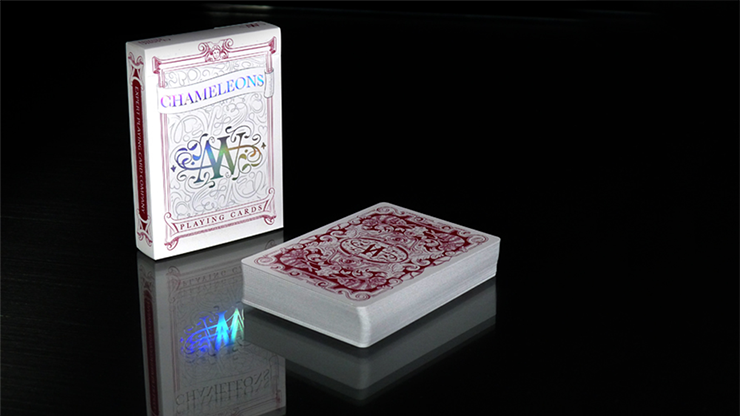 Chameleon Playing Cards (Assorted Colors) by EPCC