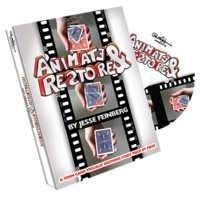 Animate and Restore by Jesse Feinberg - DVD