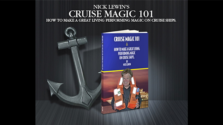 Cruise Magic 101 by Nick Lewin - Book